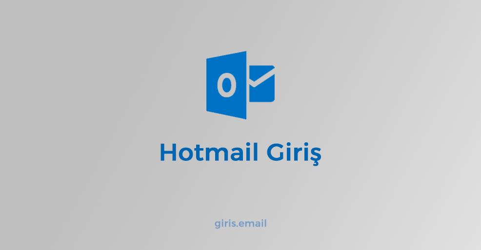 Hotmail Giriş