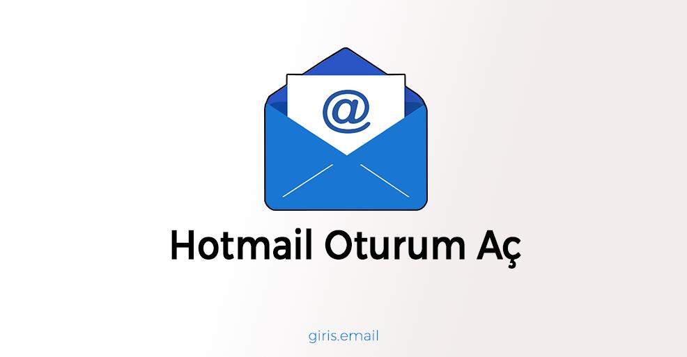 Hotmail Oturum Aç