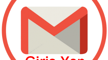gmail giriş yap