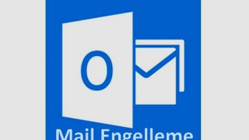 outlook hotmail kişi engelleme spam