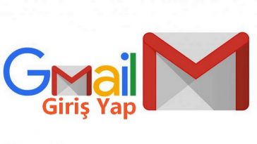 gmail giriş yapmak istiyorum